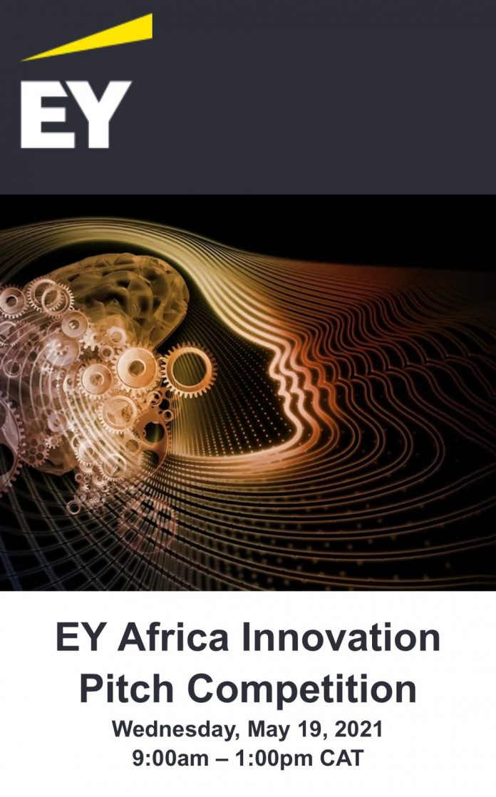 EY Africa Innovation Pitch Competition ($10,000 USDTotal Winning)