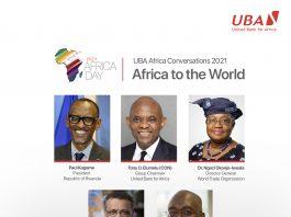 UBA Set to Host 3rd edition of Annual UBA Africa Conversations