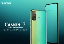 TECNO CAMON 17 makes a stunning debut with a notable boost from an insightful selfie documentary