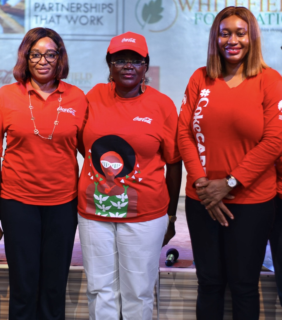 Coca-Cola Partners Whitefield to Empower over 20,000 Women and Youth Through Its Special Intervention Programme (SIP)