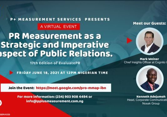 P+ Measurement Services hosts the 17th Edition of Evaluate PR