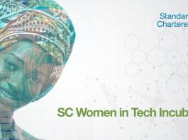 Standard Chartered (SC) WomenInTech Incubator (WITI) Program