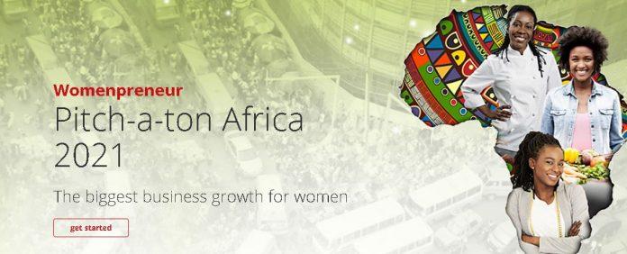 Womenpreneur Pitch-a-ton Africa 2021