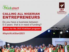 International Breweries Plc's Kickstart Initiative for Entrepreneurs