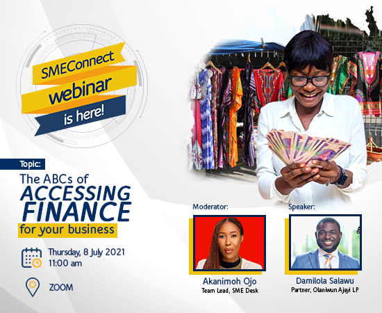 First Bank Hosts SMEConnect Webinar on ABC of Accessing Finance for Business