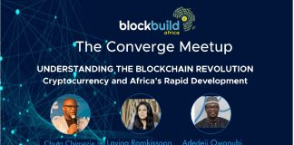 The Converge Blockchain Meetup Maiden Edition holds July 19, 2021