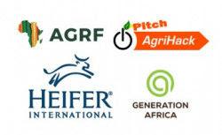 AGRF and Heifer International Pitch AgriHack 2021