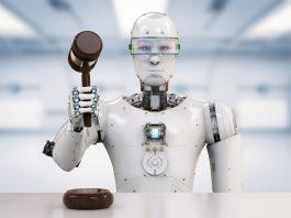 AI Robot Judge: Disruption of the Supreme Court