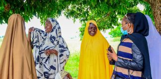 CFM deepens women farmers' productivity with irrigation support