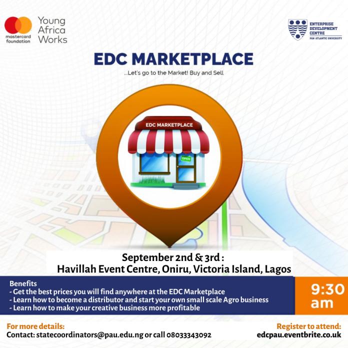 EDC Marketplace Event Takes Place September 2&3, 2021