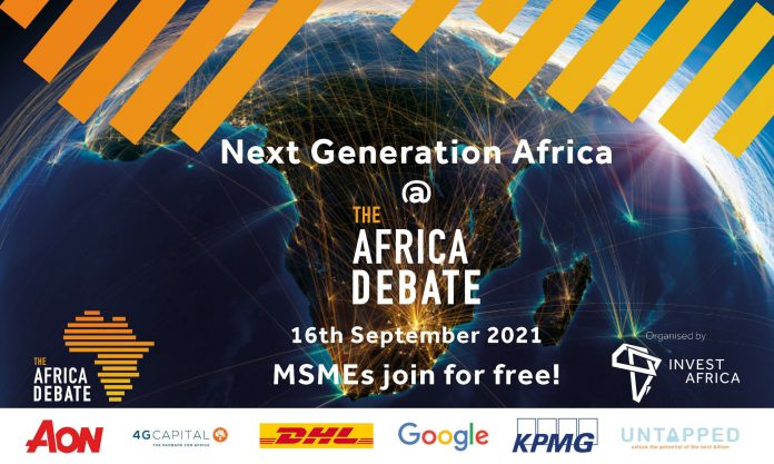 Invest Africa to partner with Google, KPMG, DHL, 4G Capital and Aon to support over 500 African MSMEs