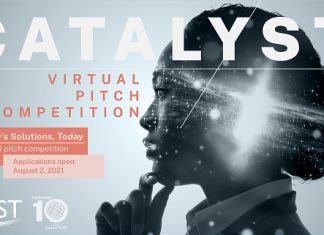 GIST Catalyst Virtual Pitch Competition (Up to $15,000 Prize)