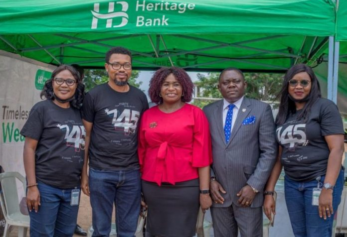 Heritage Bank Partners Living Faith Church to Boost Youth Employment