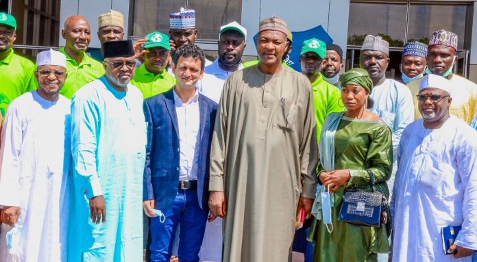 CFM receives commendation from Kano govt for environmental sustainability initiatives