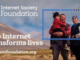 Internet Society Foundation $200,000 Innovation Grants