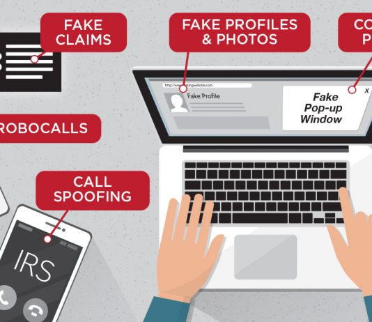 How to detect the most common online scams and reduce your level of vulnerability to cybercrime
