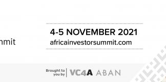 Africa Early Stage Investor Summit #AESIS2021 Takes Place 4 - 5 November 2021