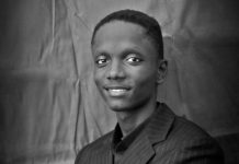 Nigeria based Alabi Samuel Anjolaoluwa wins the U21s category of the Canon Young Champion of Year Awards at the 2021 Global Good Awards