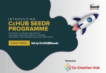 CcHUB launchesCcHUB Seedr Namibia!