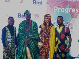 Bigi Soft Drink Powers Another Nigerian Movie Event, Sponsors Progressive Tailors Club Movie Premiere