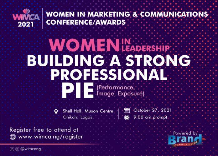Nigeria's Premium Women Conference, WIMCA 2021 Holds October 27 in Lagos